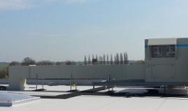 Air duct roof plastic sandwich panels Paneltim
