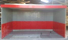 Freestanding construction sandwich panel Paneltim