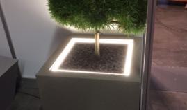 Plant box plastic sandwich panels Paneltim