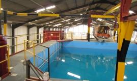 Trainingszwembad uit  Paneltim kunststof panelen