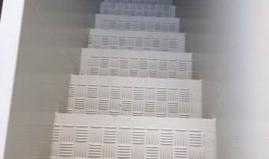 Staircase anti skid panels sandwich panels Paneltim