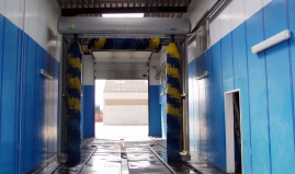 Wall cladding truck wash sandwich panel Paneltim