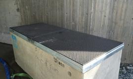 box cover plastic antiskid panels Paneltim