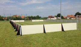 Divider panel football field sandwich panels Paneltim