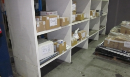 Storage cupboard sandwich panels Paneltim