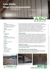 Paneltim Case Studie High Partition Walls GB