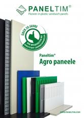Agro - Paneltim Flyer Kunststoff Paneele