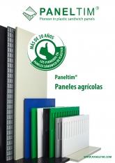Agricultura - Paneltim flyer paneles plásticos