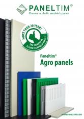 Paneltim plastic panels
