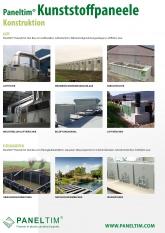 Konstruktion - Paneltim Flyer Kunststoff Anwendungen