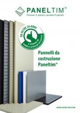 Paneltim Pannelli da costruzione
