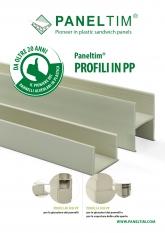 Paneltim Profili in PP