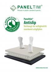 Flyer Paneltim kunststof antislippanelen