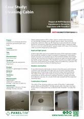 Case Study: Cleaning Cabin Paneltim