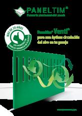 Agricultura - Paneltim flyer paneles plásticos VENTI