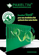 Agriculture - Paneltim flyer panneaux alvéolaires VENTI
