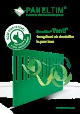 Agro - Paneltim flyer plastic panels VENTI