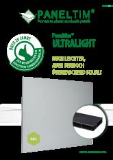 Flyer Paneltim Ultralight Kunststoff-Antirutschplatten