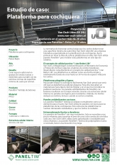 Estudio de caso: Paneltim plataforma para cochiquera
