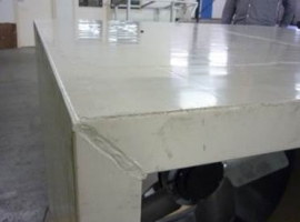 Easy welding of Paneltim plastic sandwich panels