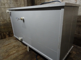 Paneltim panels for water tanks