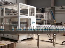 Machine met Paneltim Multipower panelen