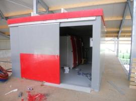 Paneltim plasticsliding door