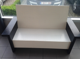Paneltim plastic sandwich panels for sofa set