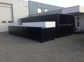 Paneltim plastic panels as air ducts
