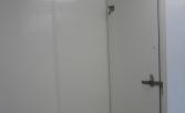 Door in in Paneltim panels