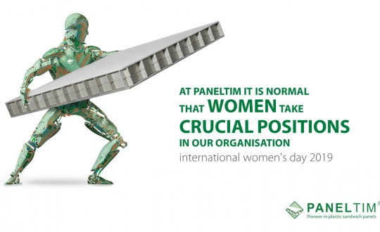 Women occupy important positions at Paneltim