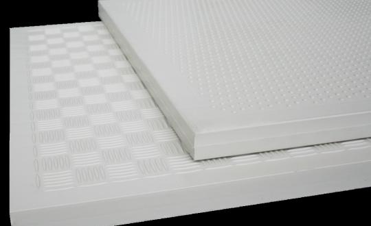 Antiskid panels