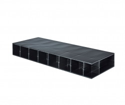 "Paneltim plastic panels with cell structure 100 mm x 50 mm (4"" x 2"")"
