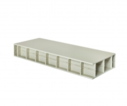 "Paneltim plastic panels with cell structure 50 mm x 50 mm (2"" x 2"")"